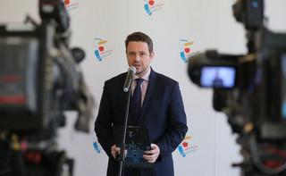 Jeżeli Rafał Trzaskowski zostałby prezydentem RP, to kto zarządzałby Warszawą?