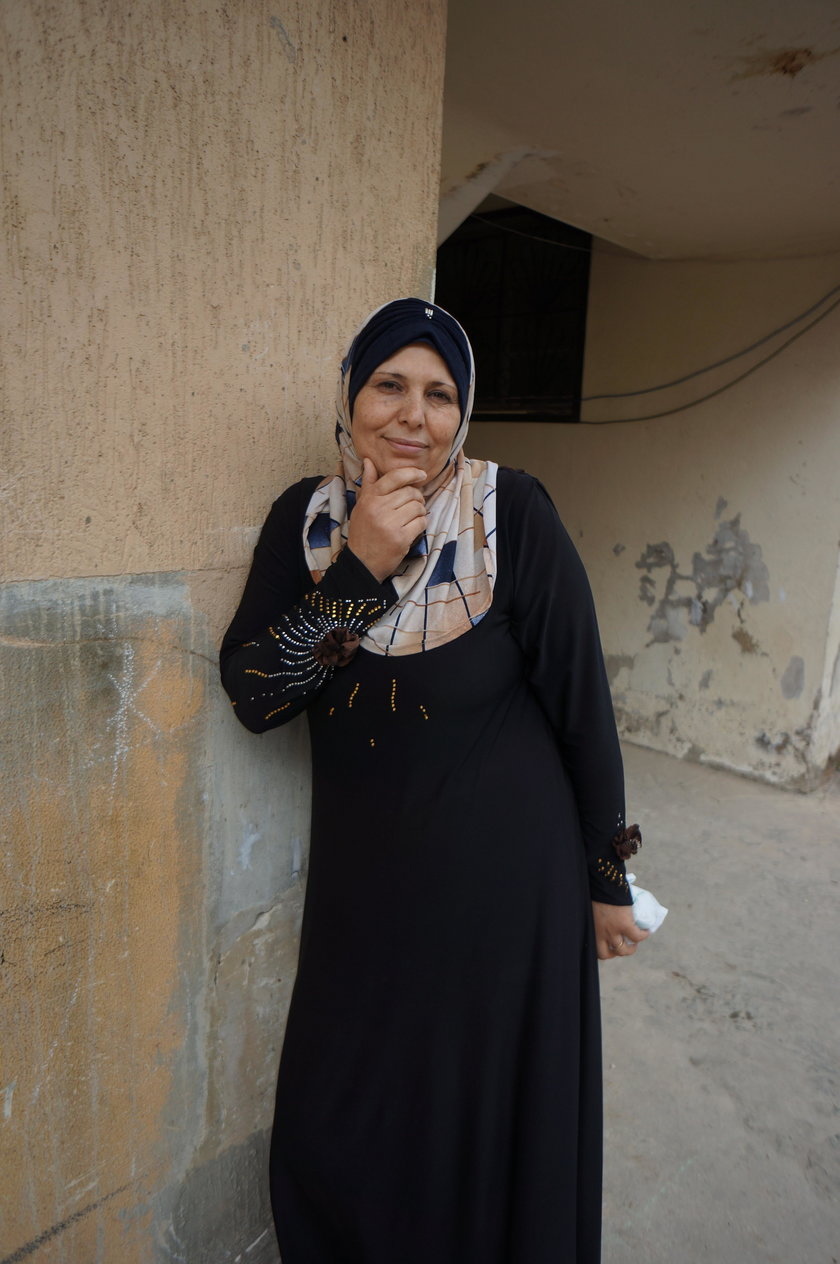 Jej dzieci wciąż nie może się uwolnić od strachu