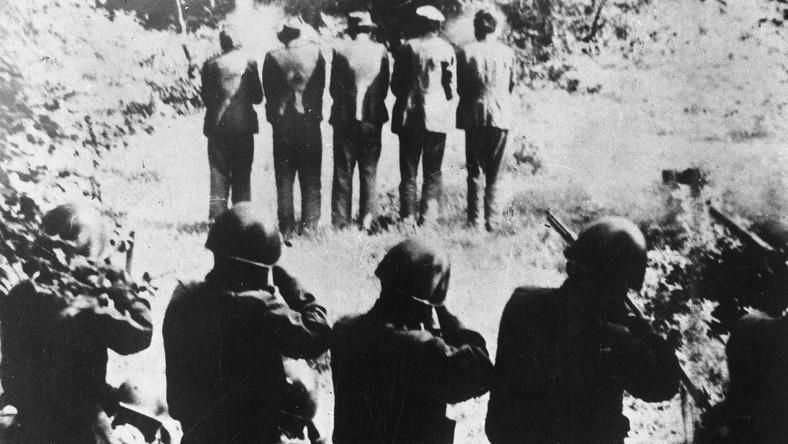 Masakra w Domenikonie była tylko jedną z wielu masowych egzekucji
