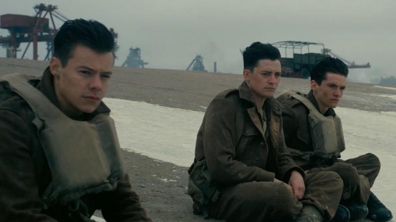"""""""Dunkierka"""": kadr z filmu"""