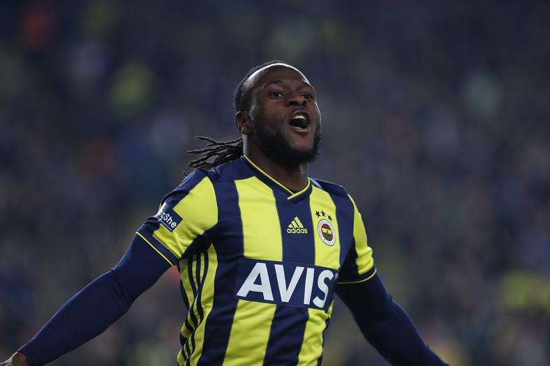 Victor Moses has been linked with a sensational return to the Super Eagles team (Fenerbache)