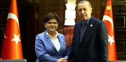Spotkanie Szydło z Erdoganem odwołane! Pilny powód
