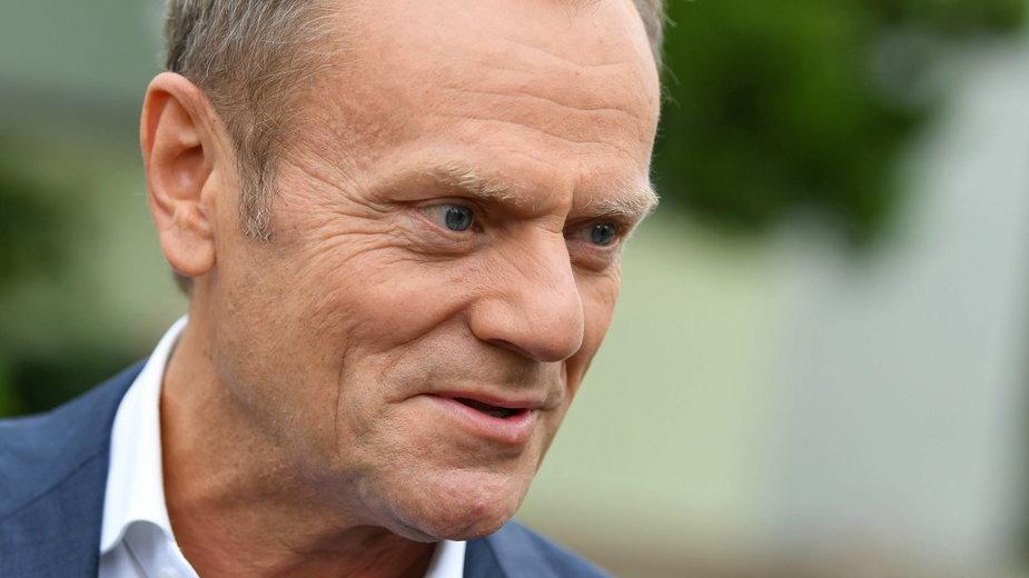 Donald Tusk o Węgrzech. Słowa wywołały oburzenie władz