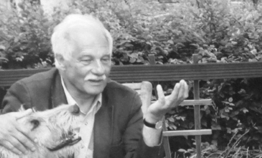 Nie żyje dziennikarz Janusz Zielonacki