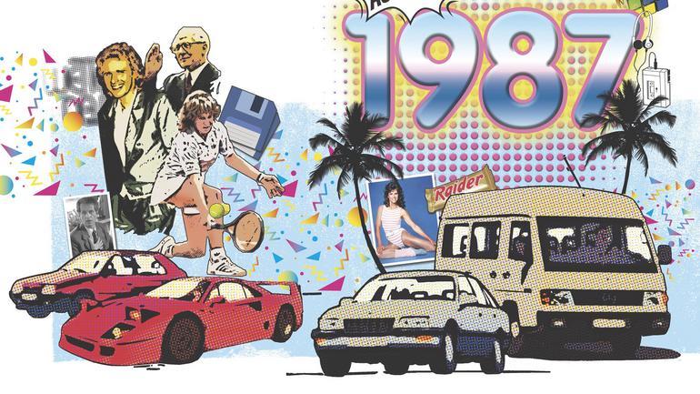Samochody roku 1987 - czyli, Voyage, Voyage