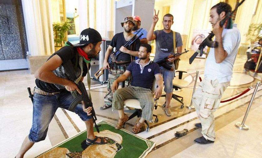 Za Kadafiego dają nagrodę. Ile?