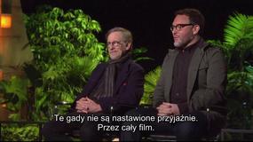 """""""Jurassic World"""": Colin Trevorrow i Steven Spielberg opowiadają o filmie"""