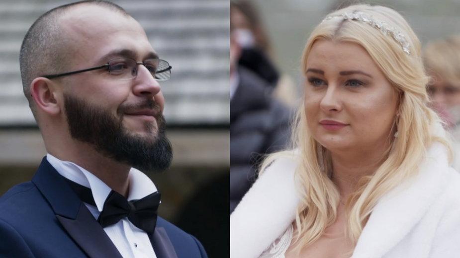 """""""Ślub od pierwszego wejrzenia"""". Julia i Robert"""