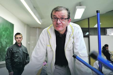 Milina je s njima raditi: Profesor Željko Perović
