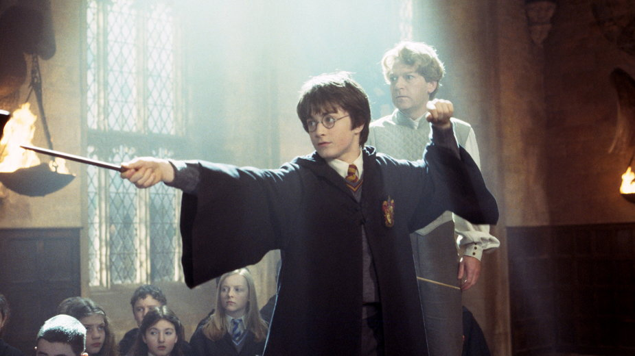 """Harry Potter i Komnata Tajemnic"": kadr z filmu"