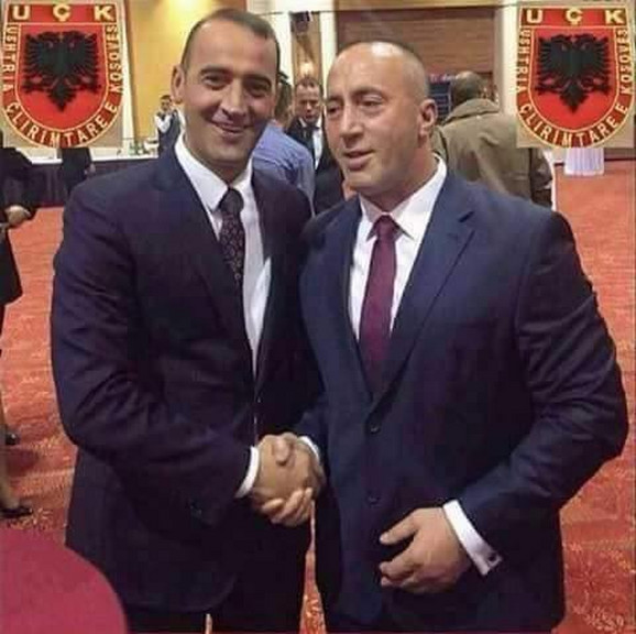 Daut i Ramuš Haradinaj