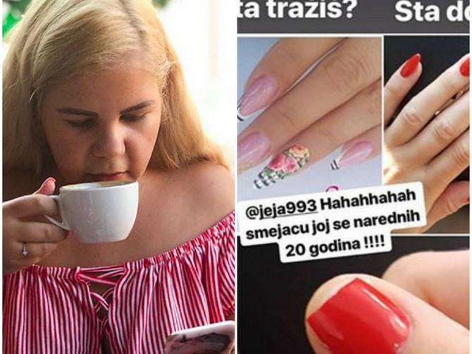 Srpska Jutjuberka objavila OVU SLIKU na Instagramu i USLEDILA JE PRAVA DRAMA: Evo zašto se nižu UVREDE I PRETNJE TUŽBOM