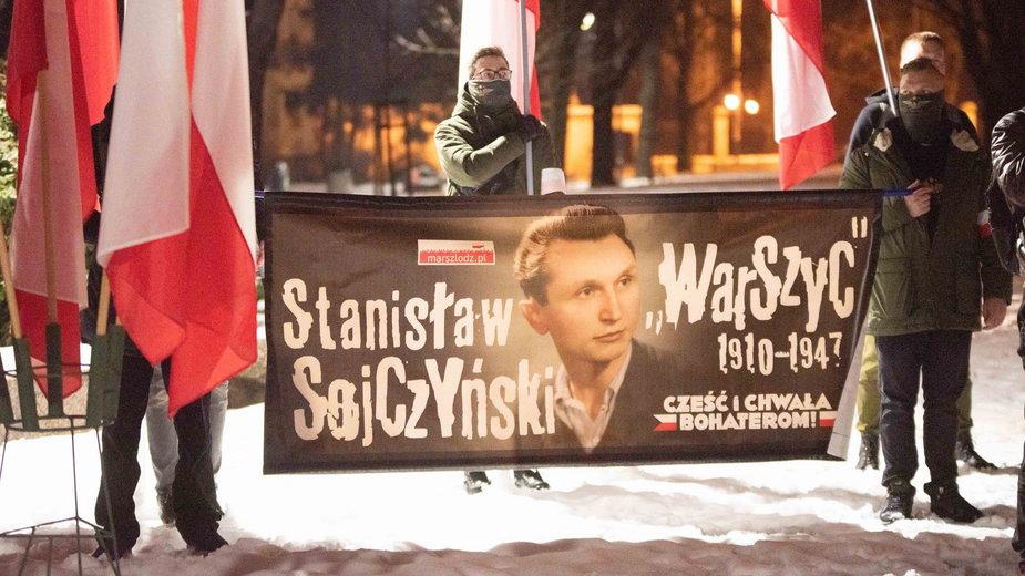"""Tak uczczono pamięć kpt. Stanisława Sojczyńskiego """"Warszyca"""""""