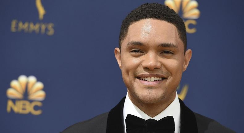 'Daily Show' host Trevor Noah is the most admired person in South Africa (Chicago Tribune)