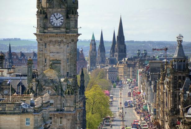 Edynburg, Szkocja Fot. PlusONE / Shutterstock.com