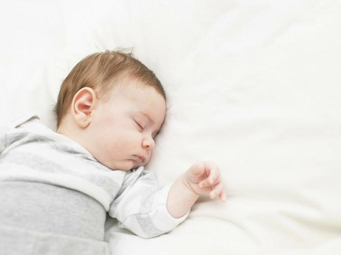 San je izuzetno važan za rast i razvoj beba