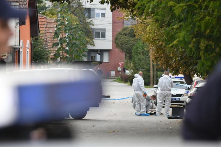 Ranjavanje inspektora u Novom Sadu
