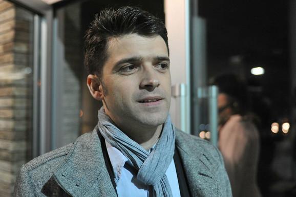 Glumac Nemanja Hadži Jovanović