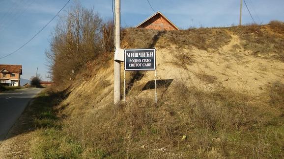 Putokaz ka rodnom selu prvog srpskog arhiepiskopa Svetog Save