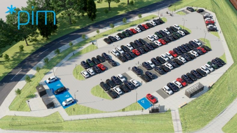 Tak będzie wyglądał pierwszy parking typu Park&Ride w Poznaniu