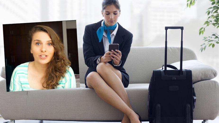 Polka opowiada o pracy z arabskich liniach lotniczych