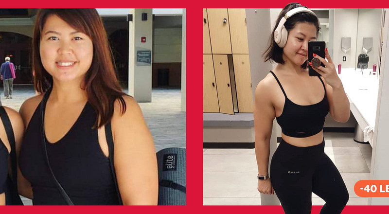 'I Followed The 80-20 Diet Rule And Tracked My Macros With MyFitnessPal—And I Lost 40 Pounds'