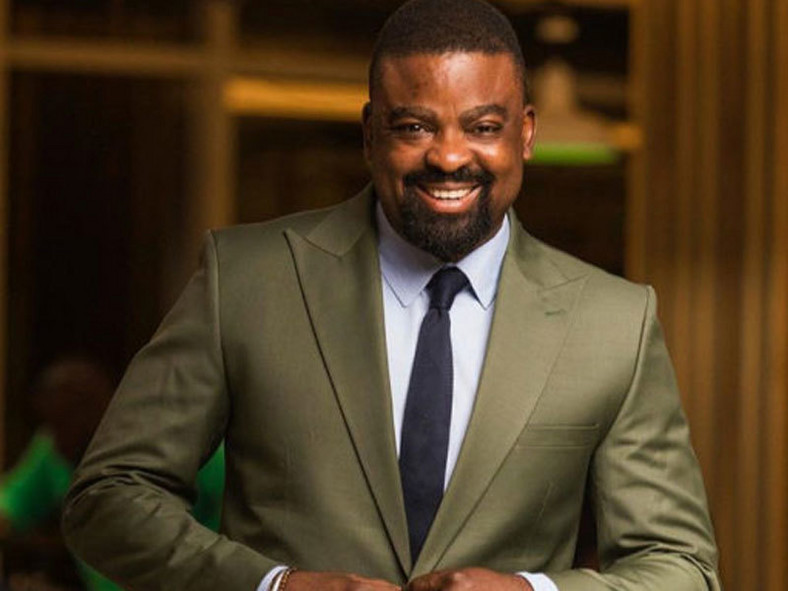 Kunle Afolayan says financing a film project is still a major issue in Nigeria.[Instagram/kunleafo]