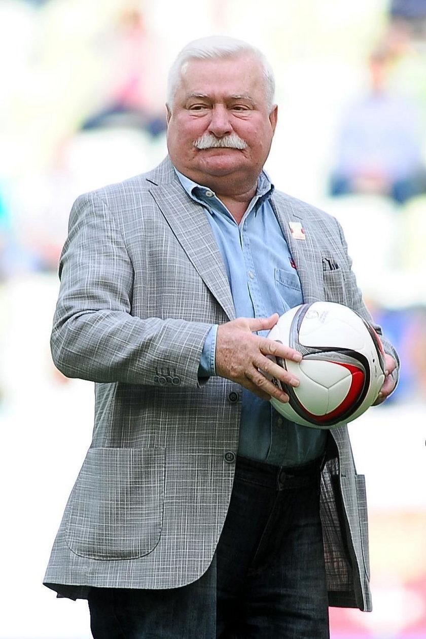 Lech Wałęsa twierdzi, że przed sądem udowodni, że ma rację