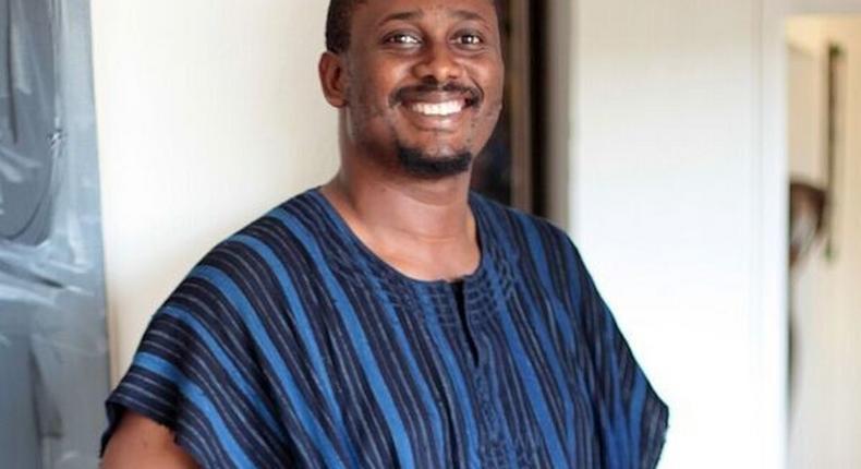 Isaac Emokpae is an award-winning Nigerian visual artist (smocontemporaryart)