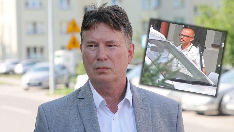 Mecenas Dariusz Raczkiewicz, obrońca Jakuba Banasia (fot. P) i Agnieszki Banaś