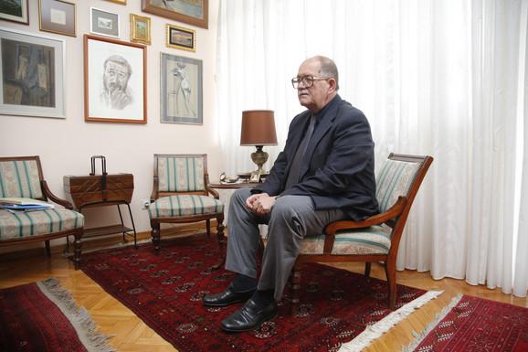 Darko Tanasković, diplomata i profesor Univerziteta