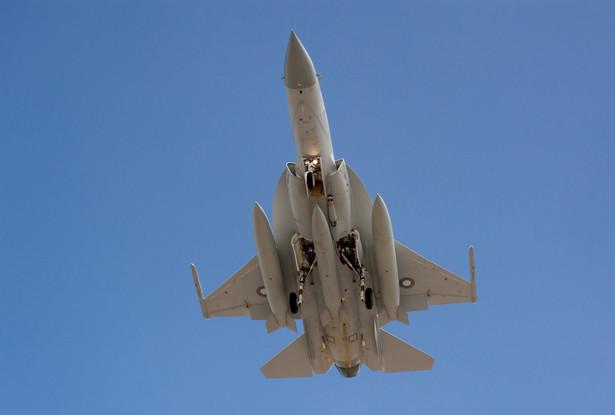 Amerykanie będą latać na maszynach F-16. Należą one do 510-tej Eskadry Myśliwskiej, której część stacjonuje w estońskiej bazie lotniczej Ämari