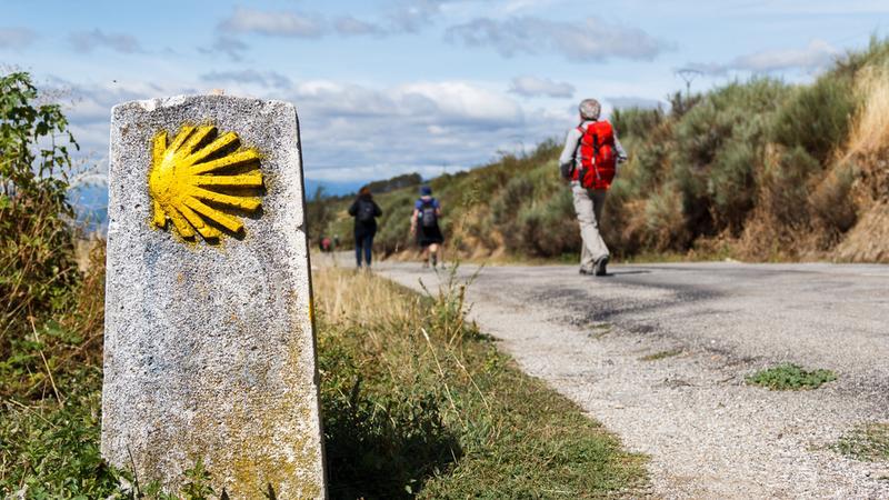 Na szlaku do Santiago de Compostela