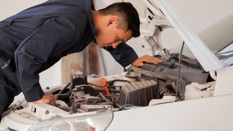 tuning samochodu