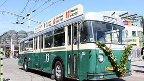 Gdynia: przejażdżki zabytkowymi trolejbusami