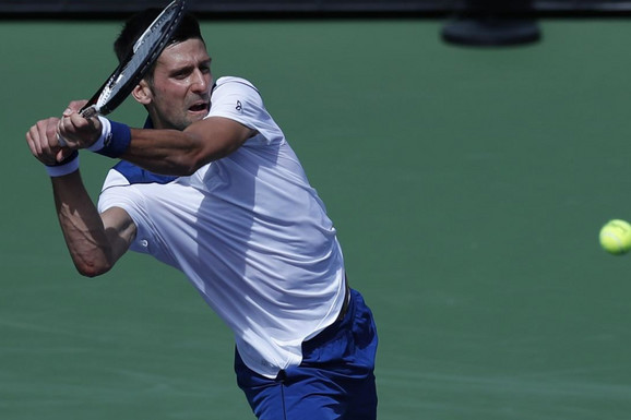 POHOD NA SEDMU TITULU Evo kada Novak započinje učešće na Floridi
