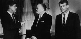 Tajemnica Hoovera, szefa FBI: Prześladował homoseksualistów, a sam był gejem