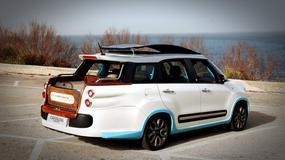 Fiat 500L w dziwacznej wersji - wyobraźnia nie zna granic?