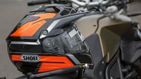 Shoei Hornet ADV – kask na szosę i bezdroża