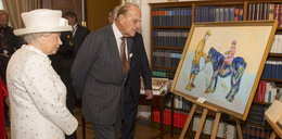 Królowa Elżbieta zniesmaczona prezentem od prezydenta Niemiec