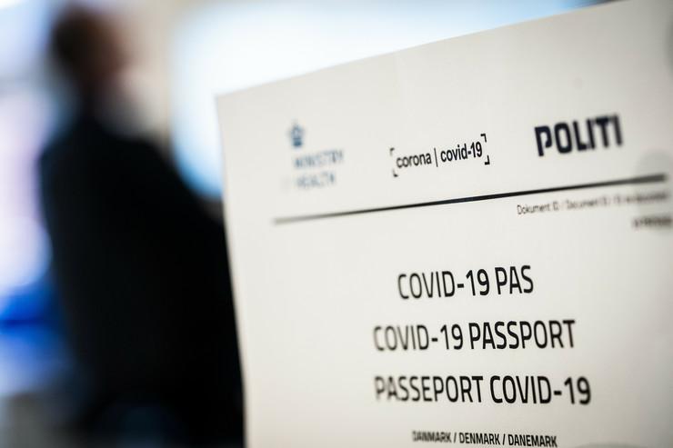Kovid pasoš u Danskoj