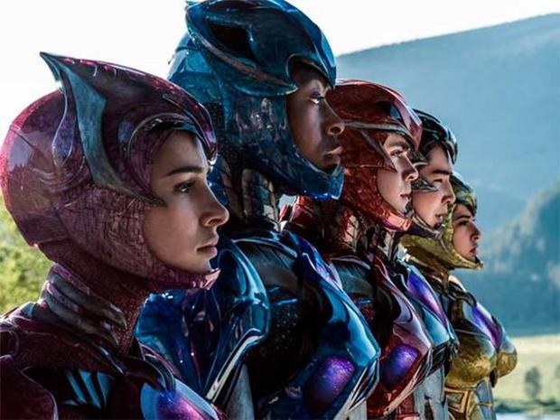 """Power Rangers"""