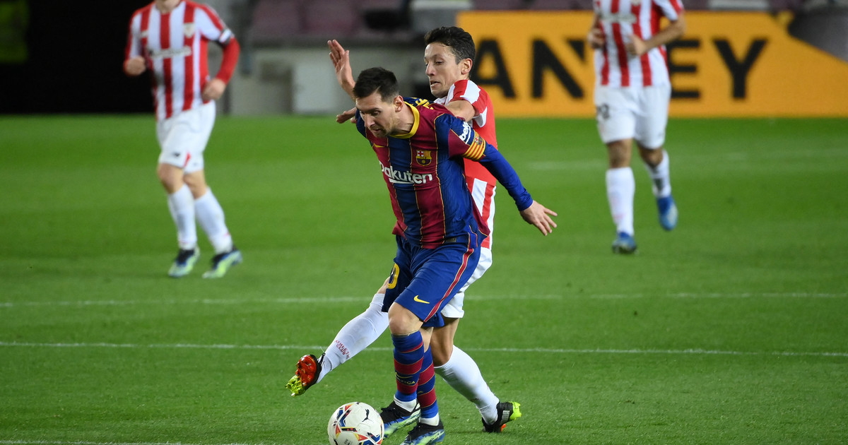 NA ŻYWO: Athletic Bilbao - FC Barcelona. Relacja i wynik ...