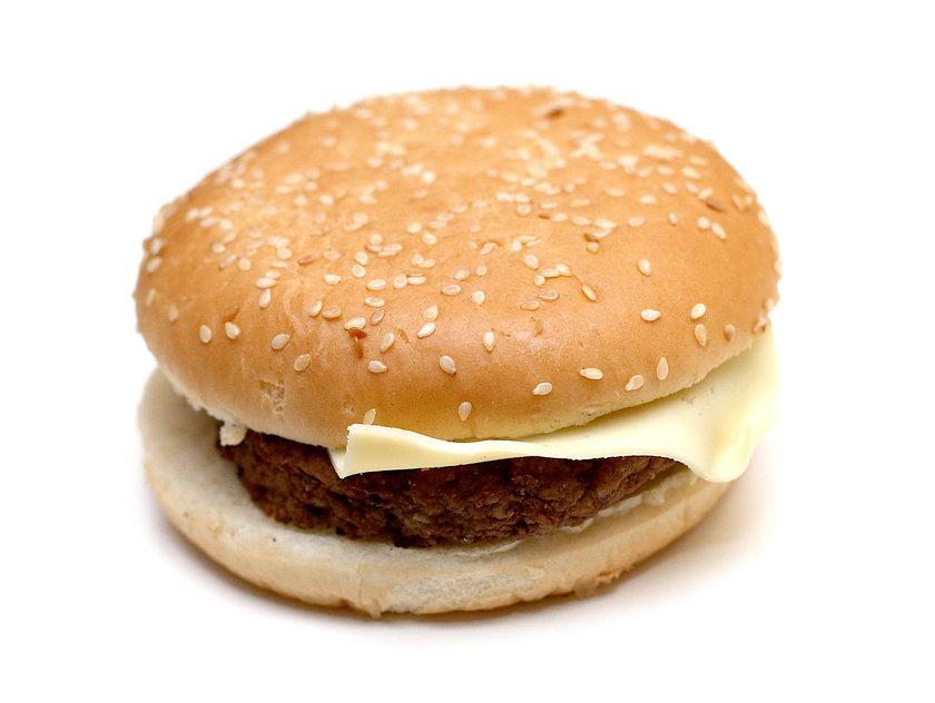 Spal tłuszcz po fast foodach
