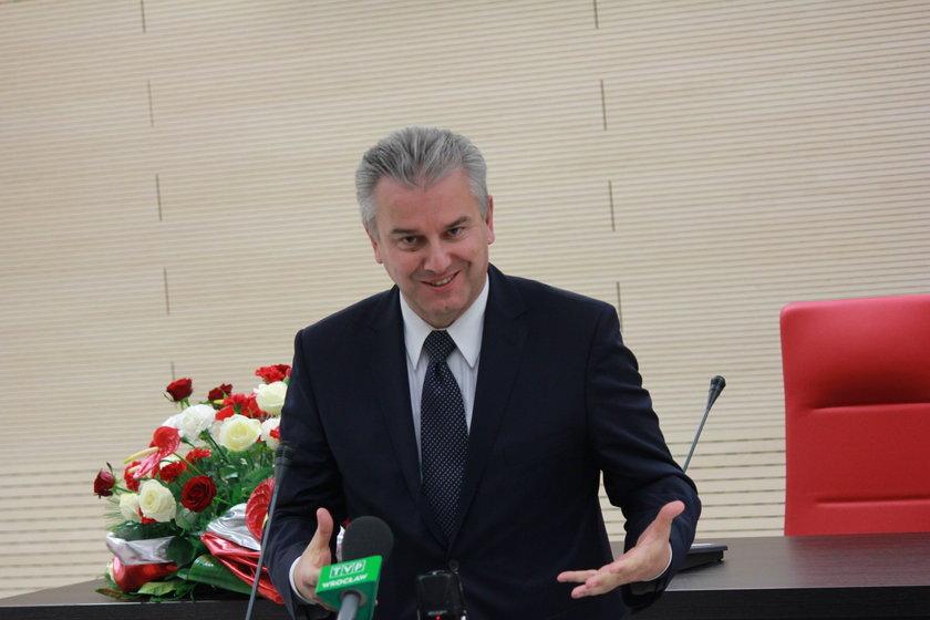 Cezary Grabarczyk, PO