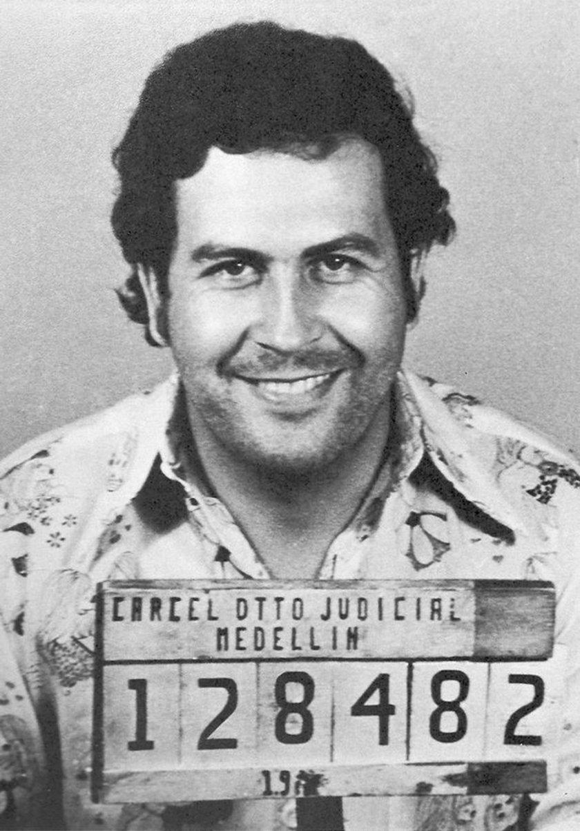 Dziadek Stefan prawie jak Escobar.