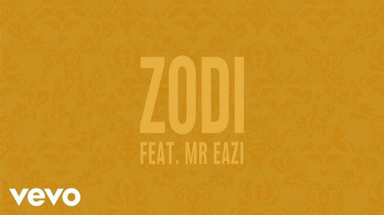Mr. Eazi features on 'Zodi' by Jidenna. (Jaguda)