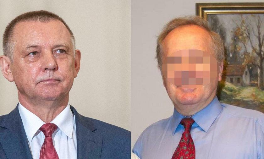 Marian Banaś zatrudnił starego kolegę w NIK