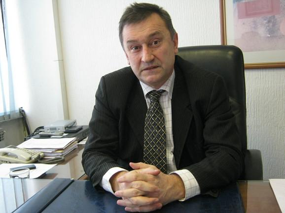 Dragan Lazić, direktor Sportskog centra
