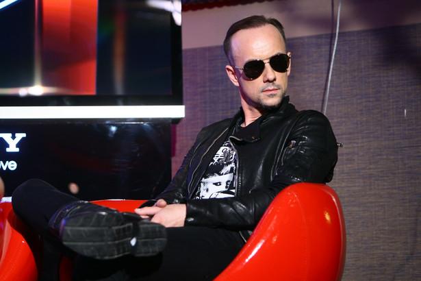 "Adam Darski - ""Nergal"". Fot. Teodor Klepczyński/Newspix.pl"